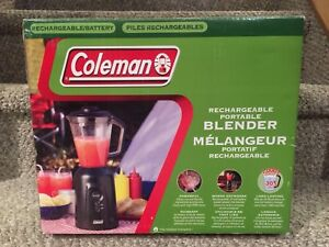 Coleman Rechargeable portable blender