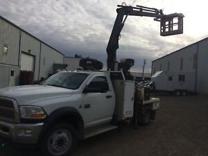 2011 Dodge 5500 picker