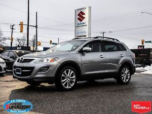 2012 Mazda CX-9 GT AWD ~7 Passenger ~Nav ~Backup Cam ~Leather