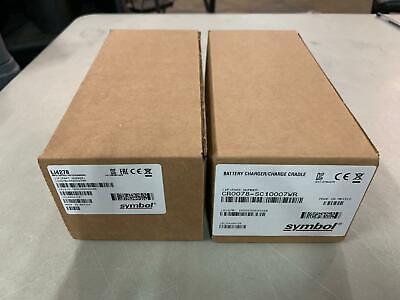 Zebra Li4278 Wireless 1d Barcode Scanner Usb Kit With Crdl Li4278-trbu0100zwr