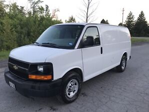 2012 Chevrolet Express 2500 low mileage.