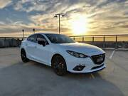 Mazda 3 SP25 BM 2015 with Black Kuroi Sports Pack Rostrevor Campbelltown Area Preview