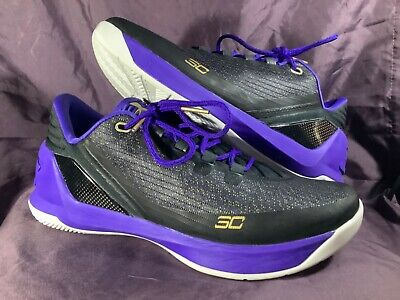 Mens Under Armour Curry 3 Low Size 10.5 Basketball Shoes brand new without box
