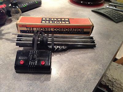 Lionel Prewar RCS O Gauge Remote Control Track, No Box