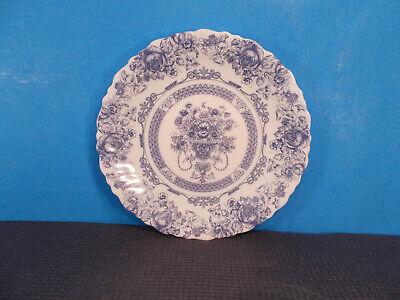 "Arcopal Dinnerware Honorine Pattern Salad Plate 7 1/2"""