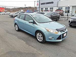 2012 Ford Focus 2012 Ford Focus - 4dr Sdn SEL
