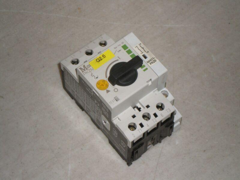 Klockner Moeller PKZM0-0.63 Motor Starter Free Shipping  PKZM00.63