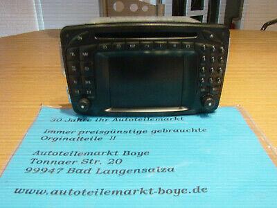 Mercedes W203/W209/W639 - Comand System (Radio/CD/Navigation), A2038275242