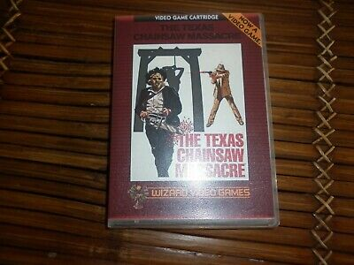 Atari 2600 The Texas Chainsaw Massacre !!