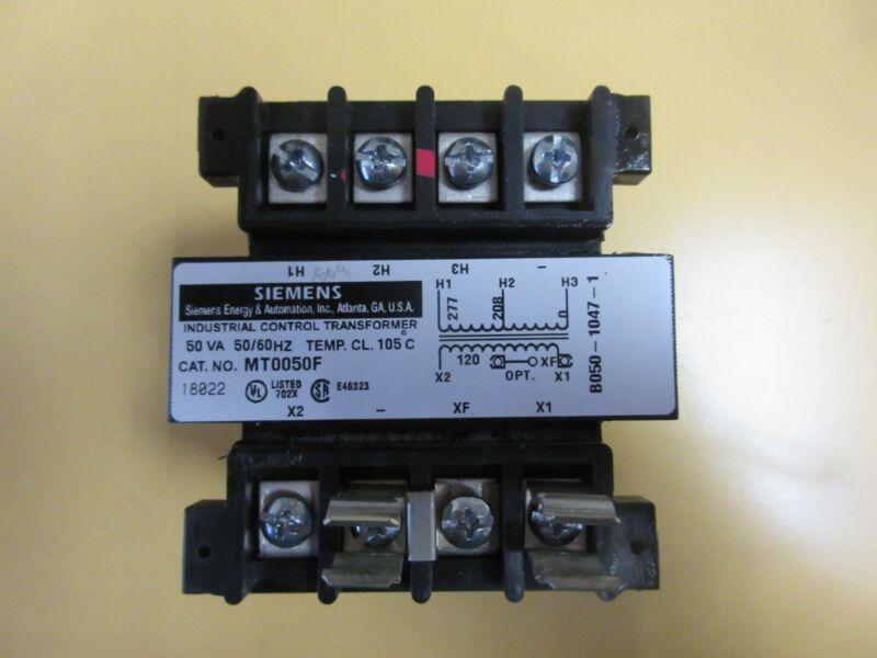 Siemens MT0075F Industrial Power Transformer, Domestic, 208/277 Primary Volts