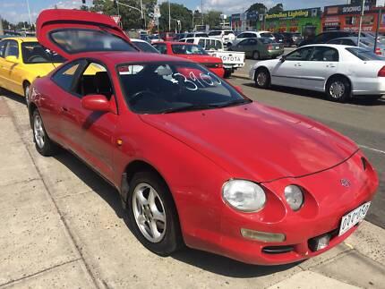1995 Toyota Celica Auto Coupe REG & RWC Oakleigh East Monash Area Preview