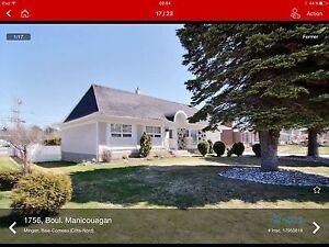 Maison Baie Comeau