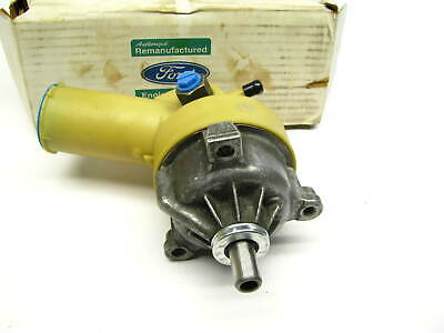 REMAN - OEM Ford E8TZ-3A674-BX Power Steering Pump With Reservoir