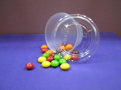Dart Souffle Cups and Lids 3 1/4 oz. plastic portion cups 100 each
