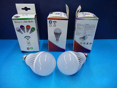 LAMPADA LAMPADINA FARETTO LED E27 RGB 8W 36 COLORI WIFI ANCHE DIMMERABILE