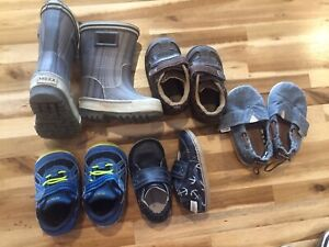 Size 4t boot and shoe lot