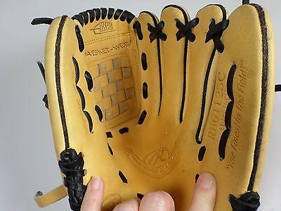 Rawlings Baseball Glove  Rbg1125c Basket Web Player Preferred 11 5