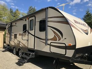 2015 travel trailer for rent