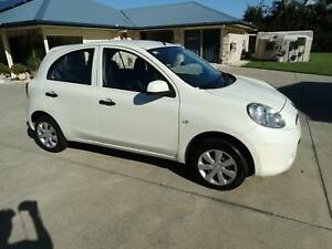 Nissan Micra ST Manual Hatchback 2013
