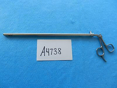 Snowden Pencer Surgical Laparoscopic 10mmx32cm Spoon Cup Grasper 88-9532