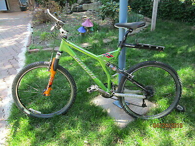 36ac9ac06f8 Specialized FSR XC Stump Jumper Bicycle Very NICE! MANY Upgrades!!!