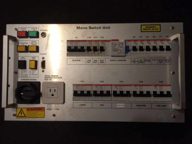 ASML Mains Switching Unit (MSU)
