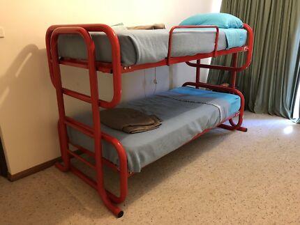Double bunk set for sale