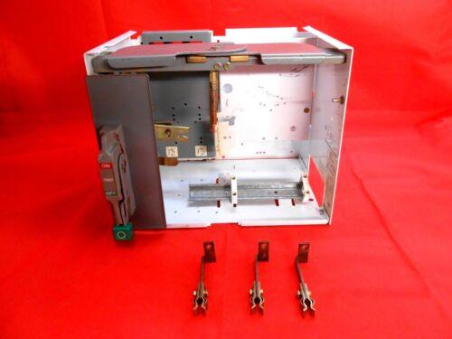 """SQUARE D 12"""" MCC FEEDER BUCKET -used needs door"""