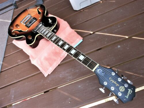 Epiphone Alley Kat 2004 Limited Edition Guitar