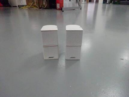 2X  Bose Jewel Cube Speakers Noosaville Noosa Area Preview