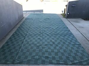 Caravan annex matting Merewether Newcastle Area Preview