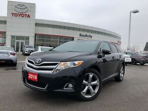 2016 Toyota Venza XLE V6 AWD - Off-Lease / No Accidents / TCUV
