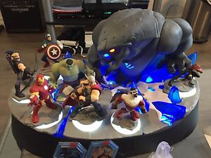 Disney infinity 2.0 édition collector ps4