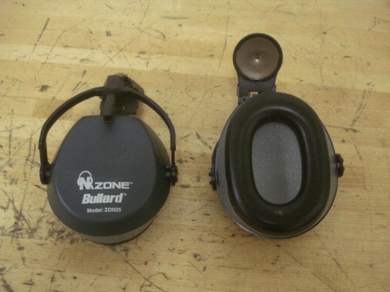 Bullard ZON25 Ear Muffs Cap Mount NRR 25