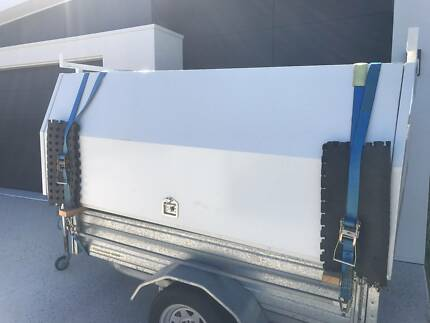 Mazda BT-50 Ute Toolbox Canopy