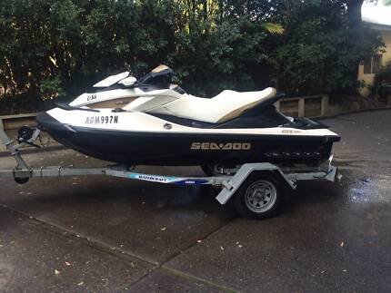 Sea Doo 2011 GTXi 260 Limited Jetski Newport Pittwater Area Preview