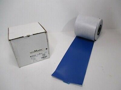 Brady B-7689 Mini Mark 100mm X 35mm Vinyl Indooroutdoor Label Tape Cartridge