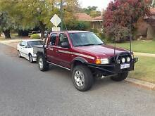 2001 Ford Courier Ute Cloverdale Belmont Area Preview