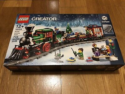🔹NEW🔹 Lego Christmas Theme Set: 10254 Winter Holiday Train 🔹EXCLUSIVE🔹](Winter Holiday Themes)