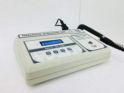 New Electrotherapy Physiotherapy Ultrasound 3 Mhz Light Weight Transducer Units