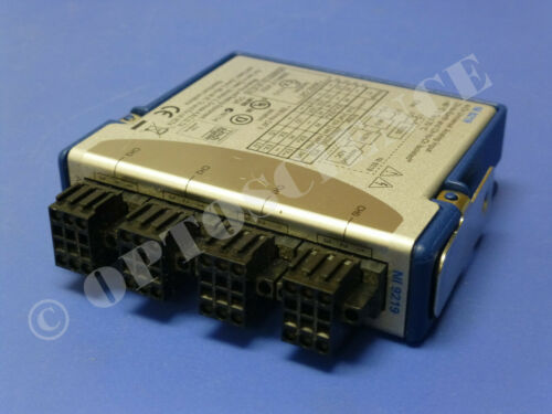 National Instruments NI 9219 cDAQ Universal Analog Input Module