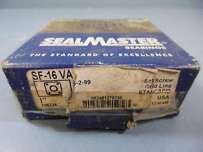 Sealmaster Sf-16-va 1 Inch Flange Block Bearing 4 Bolt