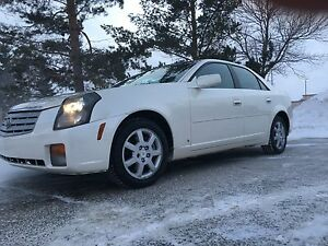 2007 CADILLAC CTS LEATHER LOADED GREAT SHAPE