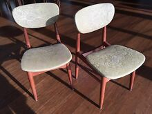 Retro chiswell chairs Merewether Newcastle Area Preview
