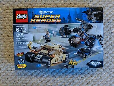 LEGO Batman vs Bane Tumbler Chase (76001) NEW
