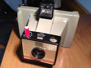 Polaroid Cameras / Big Swinger & Zip Camera