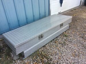 Toolbox for 1/4ton pickup