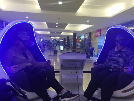 Virtual Reality 9D Chairs for rent - starting from $400 per day