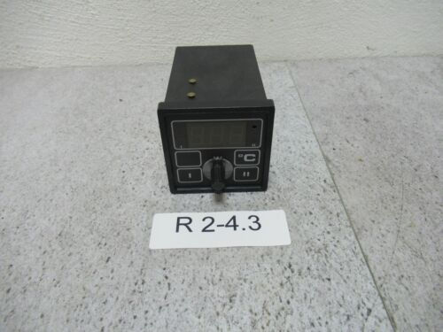 Elotech R1020 Sensor Pt100 Or Fe-Cuni Range: 0-600Degr.C Elektronikregler Unused
