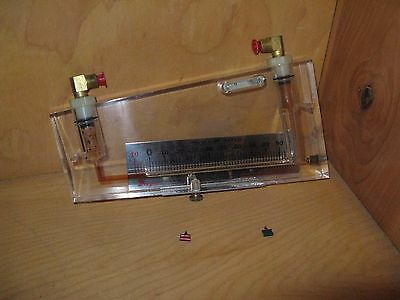 Dwyer Inclined Vertical Portable Manometer Air Velocity Gauge